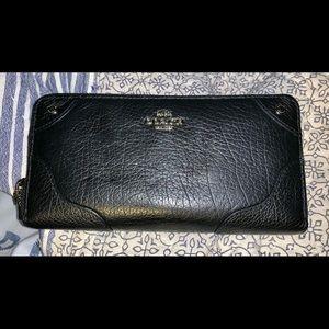 👀Coach Mercer wallet